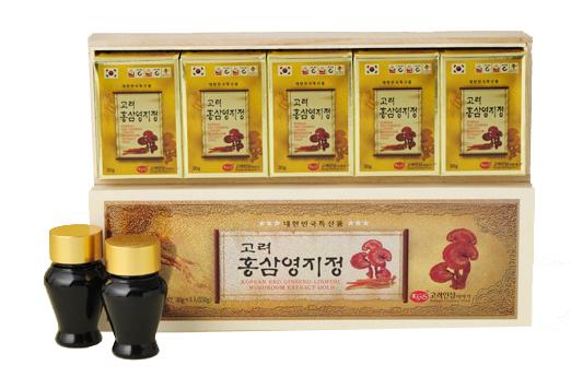 Cao Hồng Sâm Linh Chi Hàn Quốc V09