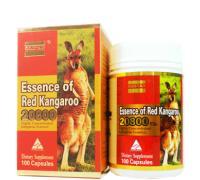 Thuốc Tăng Cường Sinh Lý Cho Nam Giới - Essence Of Red Kangaroo 20800mg Bảo hành:0 tháng Vận chuyển: Miễn phí
