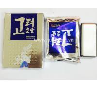 Korea Eundan - Viên Ngậm Trị Hôi Miệng, Hỗ Trợ Cai Thuốc Lá