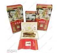 Sâm Punggi Nguyên Củ Khô 300g Củ Trung (21-30 Củ)