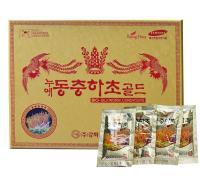 Nước Đông Trùng Hạ Thảo Hàn Quốc 30ml x 60 Gói|Bảo hành:0 tháng|Vận chuyển: Miễn phí nội thành TP.HCM